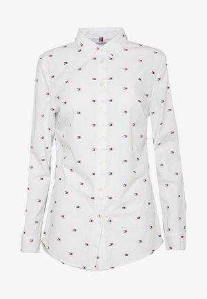 FELICIA  - Button-down blouse - white