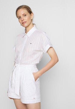 RAYLA SHIRT  - Button-down blouse - white