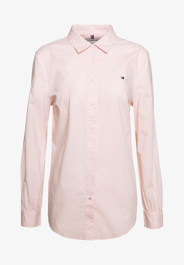 LACIE - Button-down blouse - pale pink