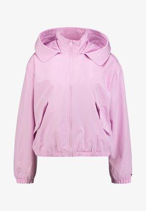 SABA PACKABLE - Summer jacket - rose