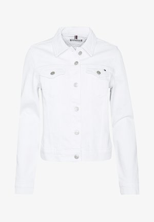 SHRUNK  - Jeansjakke - white
