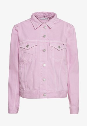 VERONICA HANA - Giacca di jeans - frosted pink