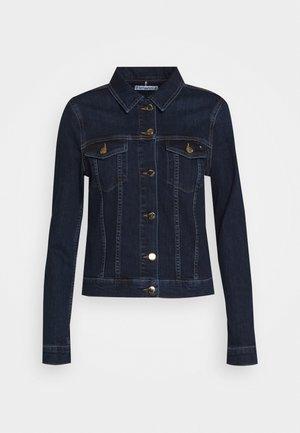 VIENNA - Denim jacket - dark-blue denim