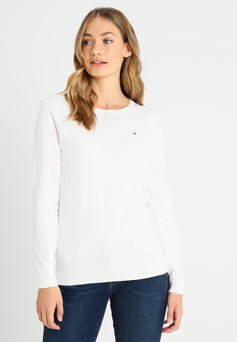 Tommy Hilfiger - TALY - Jumper - white
