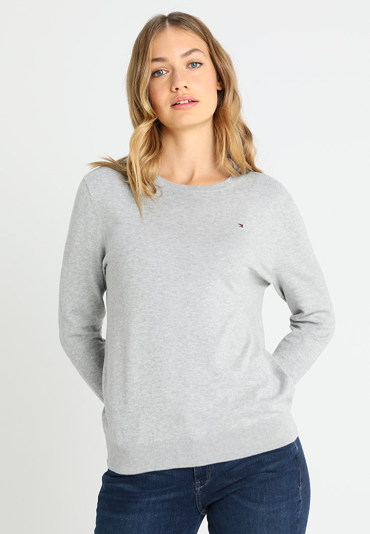 Tommy Hilfiger - TALY - Jumper - grey