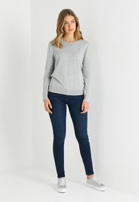 Tommy Hilfiger - TALY - Jumper - grey - 1