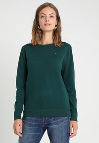 Tommy Hilfiger - TALY - Jumper - green - 0