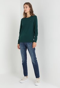 Tommy Hilfiger - TALY - Jumper - green - 1