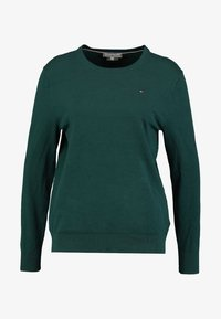 Tommy Hilfiger - TALY - Jumper - green - 4