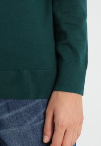 Tommy Hilfiger - TALY - Jumper - green - 5