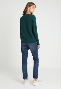 Tommy Hilfiger - TALY - Jumper - green - 2
