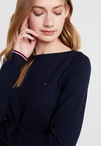 Tommy Hilfiger - NEW IVY BOAT - Maglione - blue - 3
