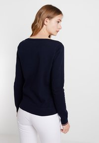 Tommy Hilfiger - NEW IVY BOAT - Maglione - blue - 2