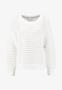 Tommy Hilfiger - VANAH - Pullover - white - 4