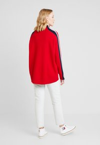 Tommy Hilfiger - MAISY MOCK - Maglione - red - 2