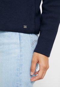 Tommy Hilfiger - HENIE REVERSIBLE - Jumper - blue - 6