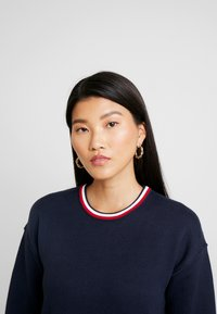 Tommy Hilfiger - HENIE REVERSIBLE - Jumper - blue - 4