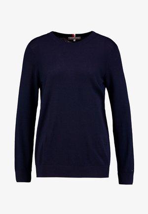 ESSENTIAL - Strickpullover - blue