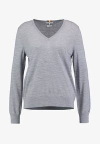 Tommy Hilfiger - ESSENTIAL - Svetr - grey - 4