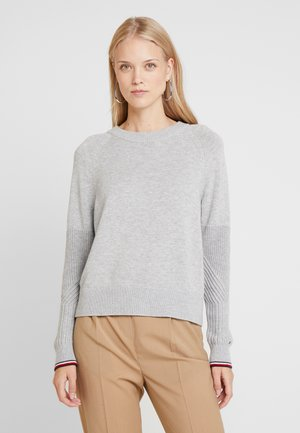 MABLE C - Jumper - grey