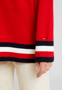 Tommy Hilfiger - ESSENTIAL TIPPING - Maglione - red - 5