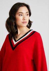 Tommy Hilfiger - ESSENTIAL TIPPING - Maglione - red - 3