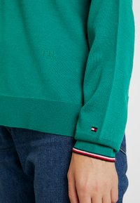 Tommy Hilfiger - ESSENTIAL ROLL - Jumper - green - 5