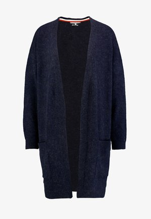 MAKAYLA OPEN CARDI - Cardigan - blue