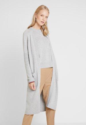 MABLE LONG CARDI - Cardigan - grey