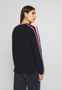 Tommy Hilfiger - ESSENTIAL CHUNKY  - Maglione - desert sky - 2