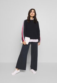 Tommy Hilfiger - ESSENTIAL CHUNKY  - Maglione - desert sky - 1