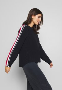 Tommy Hilfiger - ESSENTIAL CHUNKY  - Maglione - desert sky - 3
