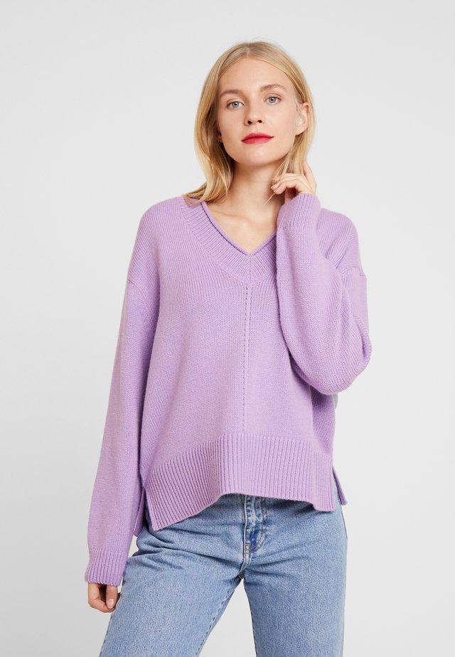 CEVIE V-NK - Jersey de punto - dusty lilac