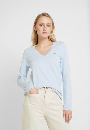 Sweter - breezy blue
