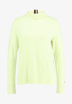 JAKAYLA - Jumper - hyper yellow