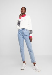 Tommy Hilfiger - JENAH GRAPHIC - Jumper - ecru