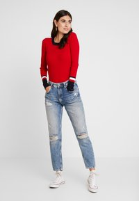 Tommy Hilfiger - VANESSA  - Pullover - primary red - 1