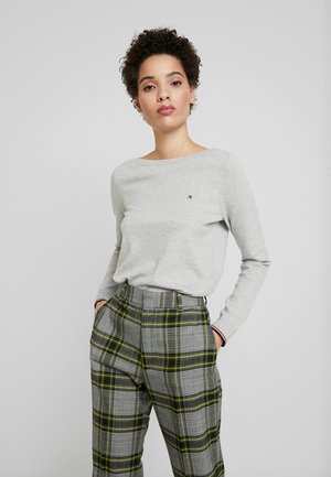 IVY BOAT - Pullover - light grey heather