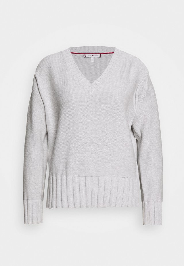 AIMY - Sweter - light grey
