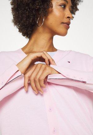 LOUA CARDI - Kardigan - pastel pink