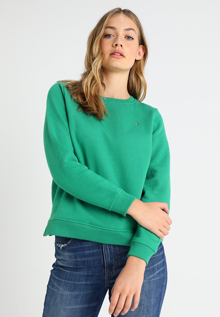Tommy Hilfiger - LOUISA - Sweatshirt - green