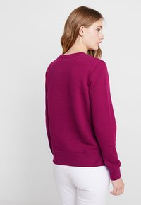 Tommy Hilfiger - CLAIRE - Mikina - purple - 2