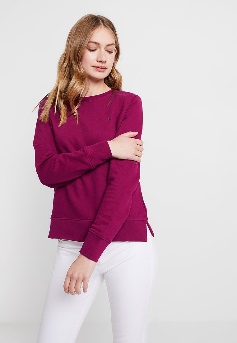 Tommy Hilfiger - CLAIRE - Mikina - purple