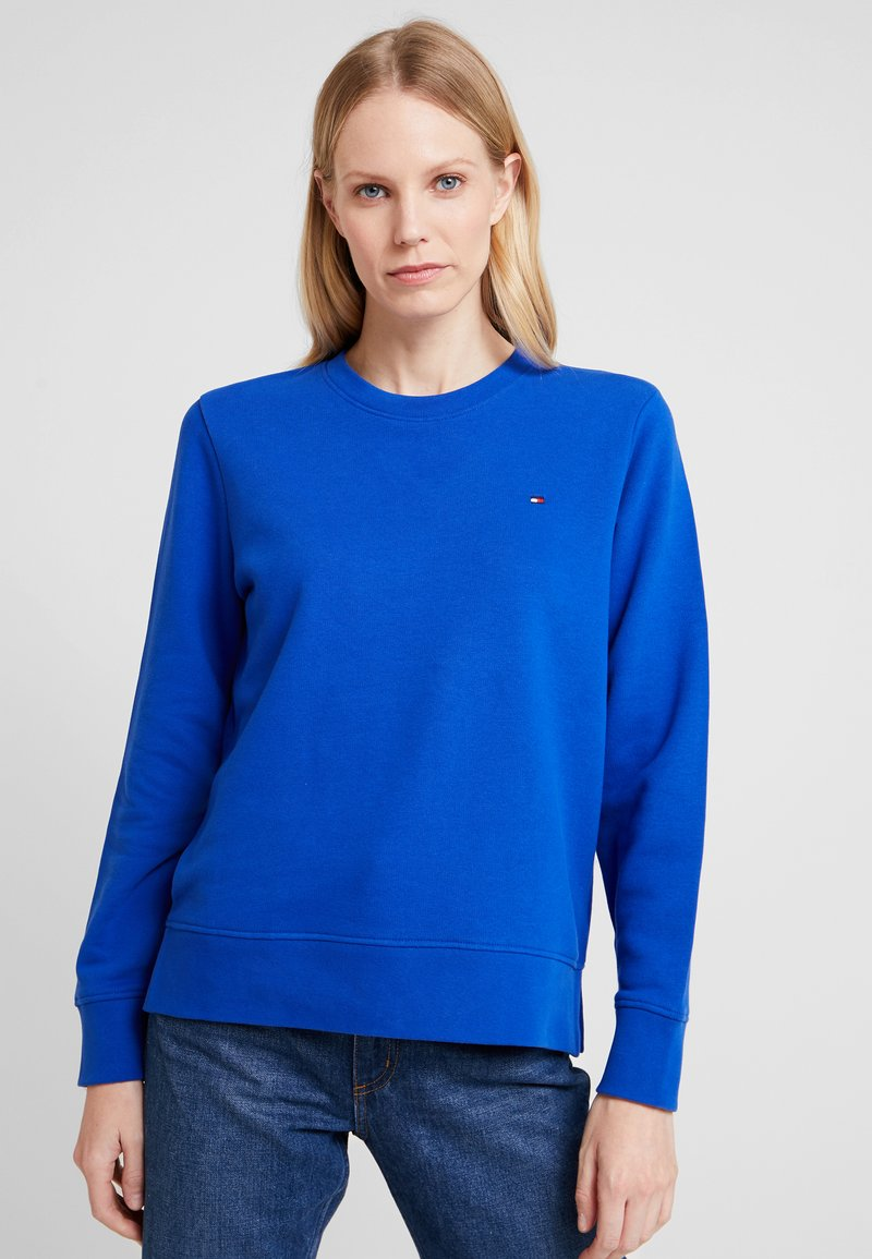 Tommy Hilfiger - CLAIRE - Sweatshirt - blue
