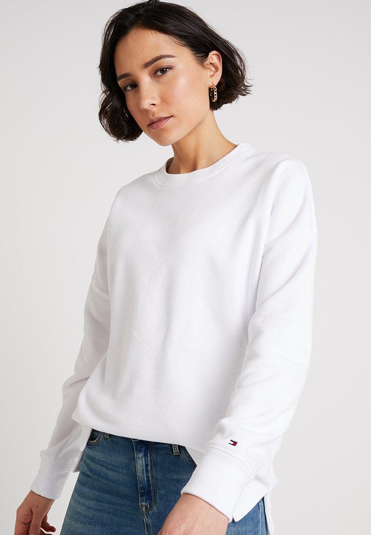 Tommy Hilfiger - VIONA SWEATSHIRT  - Sweatshirt - white