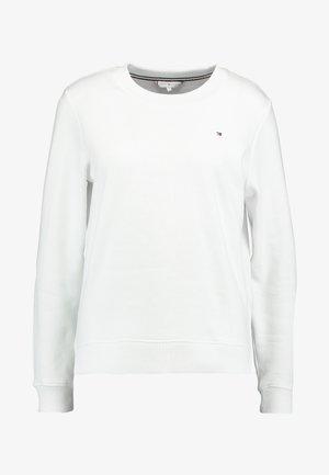 HERITAGE CREW NECK  - Sweatshirt - classic white
