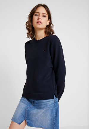 HERITAGE CREW NECK  - Mikina - midnight