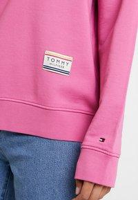 Tommy Hilfiger - Sweatshirt - purple - 5