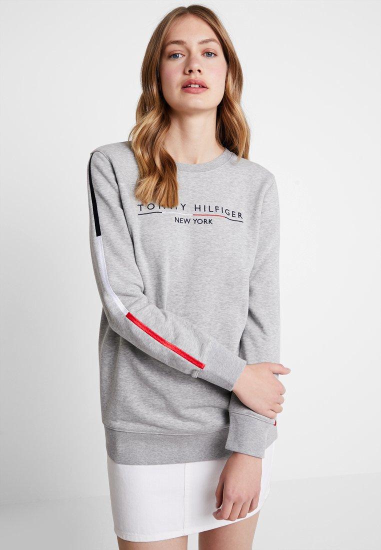 Tommy Hilfiger - CHARLOT  - Sweatshirt - grey