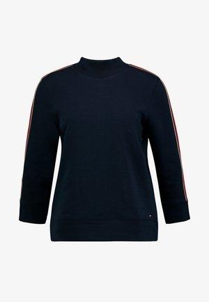 DONNA MOCK - Sweatshirt - blue